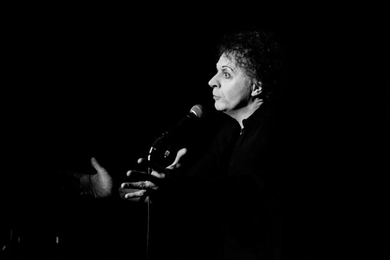 Andrew Farr as Edith Piaf